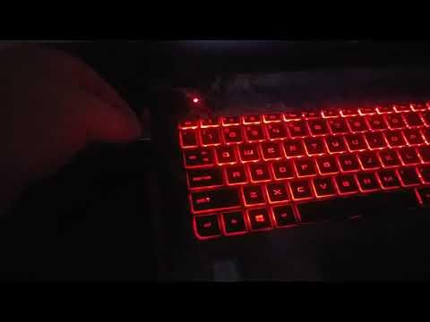 keyboard hook up