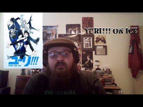 5 Shot Anime Reviews: Yuri!!! on Ice
