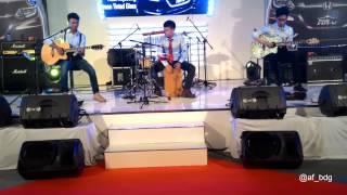 Gambar cover Depapepe - Kiss (Cover) Acoustic Friends Bandung
