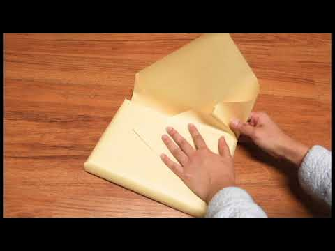 japanese gift wrapping instructions