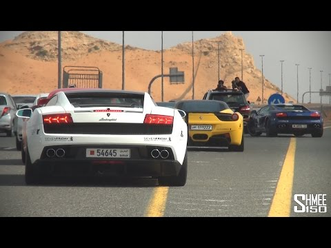 Desert Run - Epic Supercar Adventure to Oman