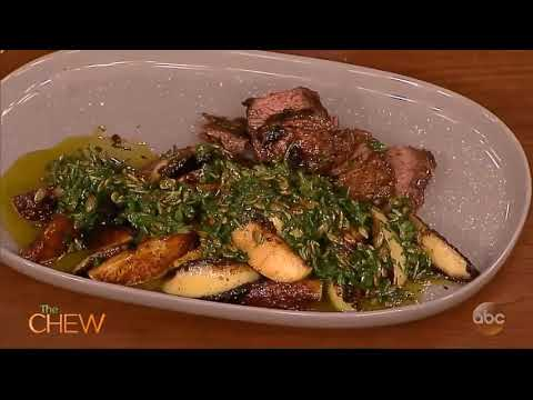 The Chew - S7, Ep14|22 Sep. 2017 - Fall in a Flash!
