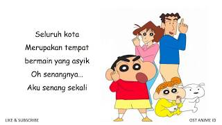 Download Lagu Pembuka Crayon ShinChan Bahasa Indonesia by OST ANIME ID