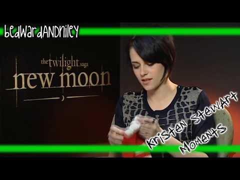 Kristen Stewart Funny Moments PART 7