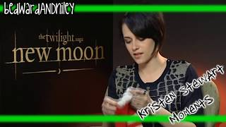 Kristen Stewart Funny Moments PART 7