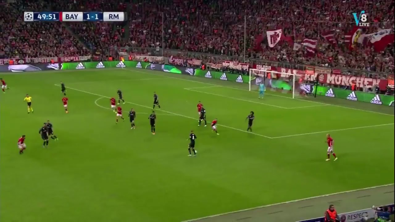 live stream bayern real