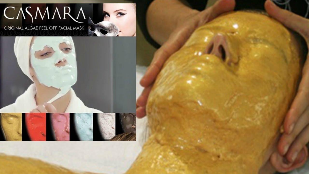 Casmara Algae Peel Off Mask Review Removing Whiteheads