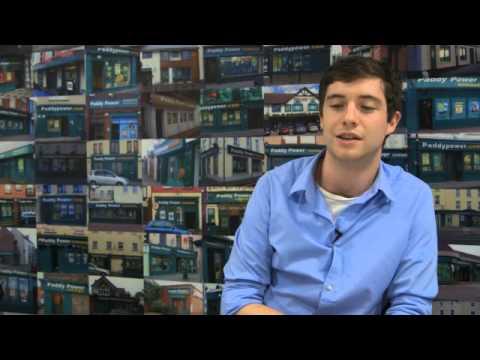 Paddy Power Graduate Video