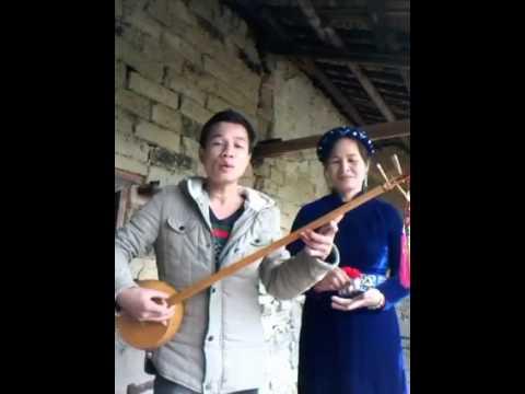 Pác Bó - Làng Sen ( Hát then) | Nông Công Nam