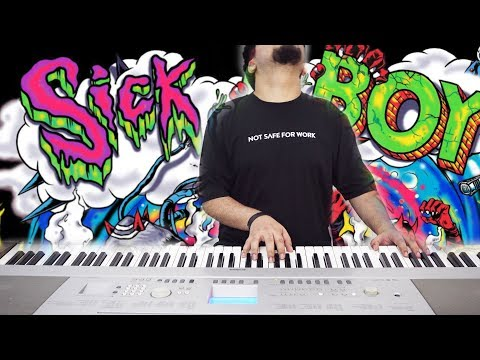 The Chainsmokers - Sick Boy (PIANO TUTORIAL + SHEETS)