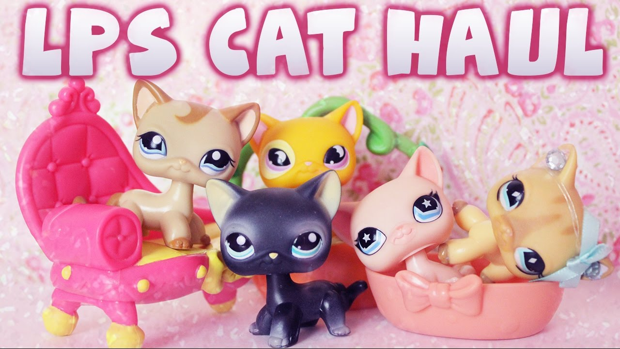 Lps Short Haired Cat Haul From Ebay Alice Lps Youtube