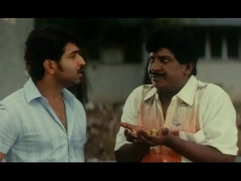Arun Vijay with Vadivelu comedy scene   Thavam
