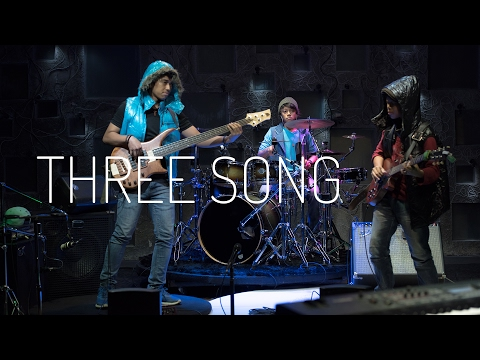 THREE SONG - Me, Myself and Sons - Live at #freedomsJazz16
