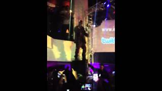 "DMX - ""Ruff Ryders Anthem"" live in Seattle 3/16/12"