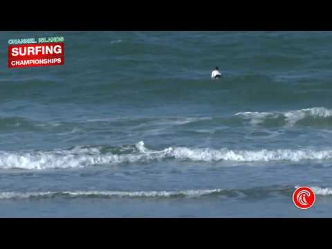 Channel Island's Surfing Championships 2017 DAY ONE
