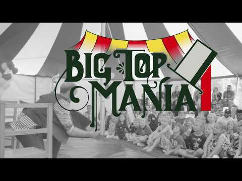 A Bigtopmania Children's Circus Party | Greatest Showman | Big Top Hire | Circus Entertainers