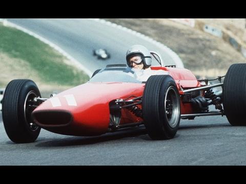 McLaren : new film tells the story of motor racing icon Bruce McLaren – video