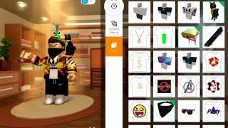 ALL THE FREE STUFF IN ROBLOX IS SO BAD (all noobs get robux )