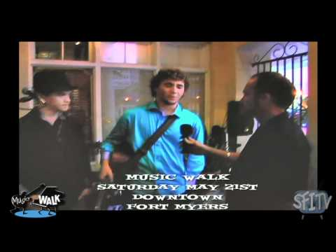 SFI TV with Melting Clockwork & Music Walk