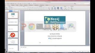 Using Python and Neo4j for Data Analytics