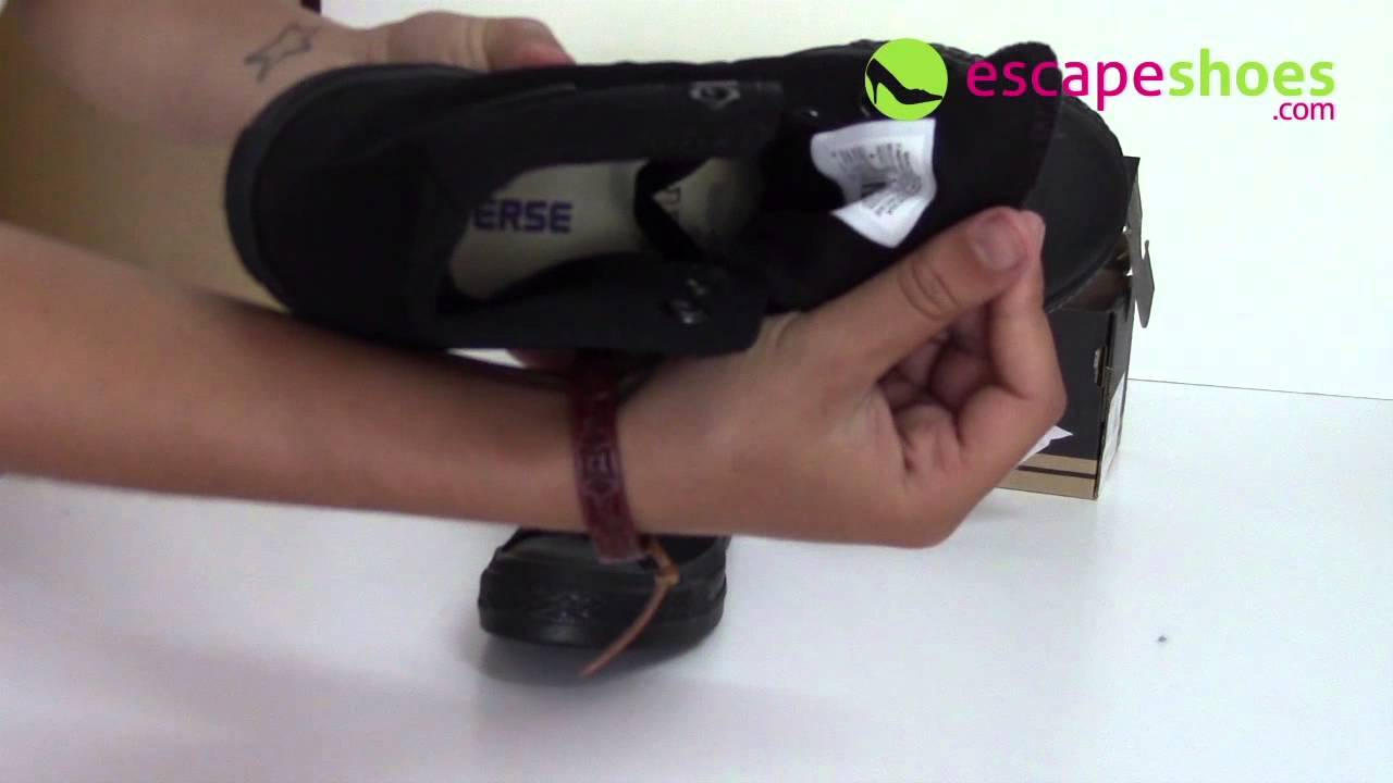 eeca164d4c7f Sneakers CONVERSE All Star M3310 006 Taylor Hi Black Monochrome - YouTube