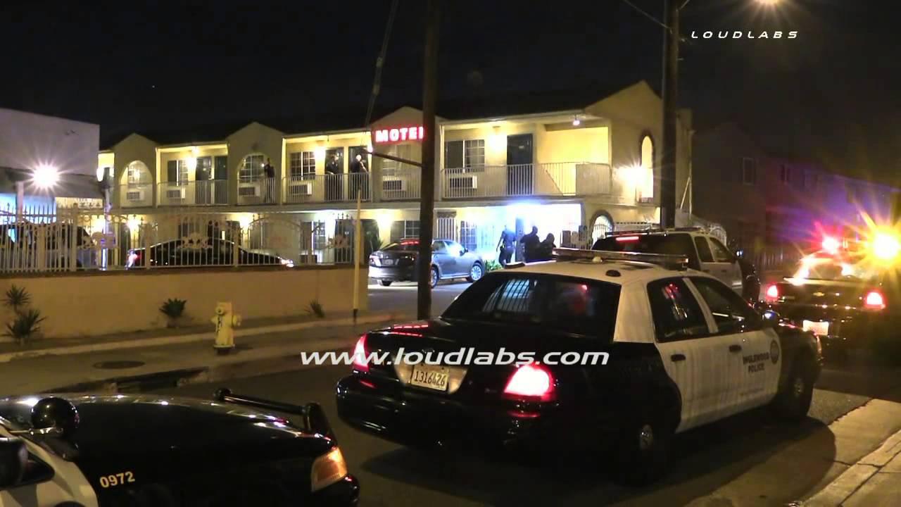 Shooting Raw Footage: Motel Shooting / Inglewood RAW FOOTAGE