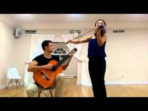 Violin & Guitar - Arabian Nights