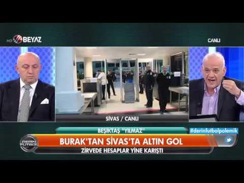 Kim şampiyon Olacak? Ertem Şener Beşiktaş'ı Da Kattı Ahmet Çakar Küplere Bindi