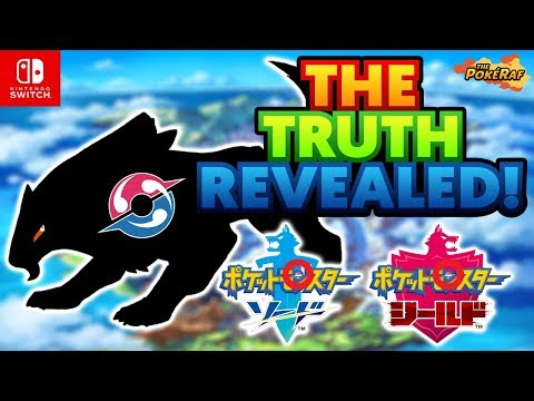 Download New Unseen Legendary Generation 8 Pokemon To Be Revealed