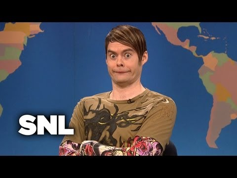 Weekend Update: Stefon on Spring Break - SNL