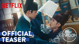 The King's Affection | Official Teaser | Netflix [ENG SUB]