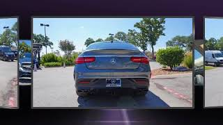 2017 Mercedes-Benz AMG GLE 63 4MATIC