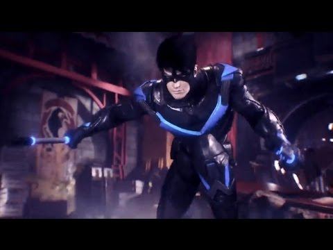 Silent night AR challenge 3 stars Nightwing