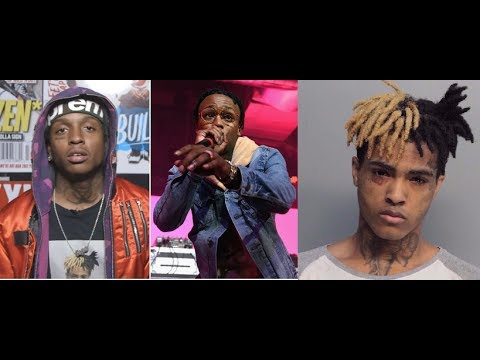 xxxtentacion gets Blindsided while on Stage Performing in San Diego by one of Rob Stone Affiliates.