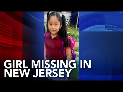 Police searching for missing girl in Bridgeton, New Jersey