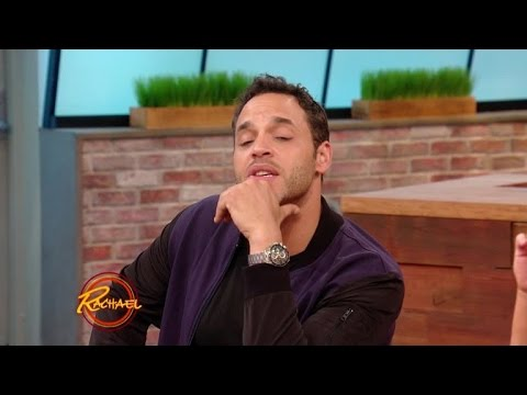 Rachael Ray Challenges 'Notorious' Star Daniel Sunjata to 'Spin the Story'
