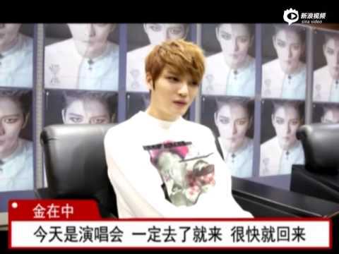 2015.03.31  #김재중 Kim Jaejoong Sina interview