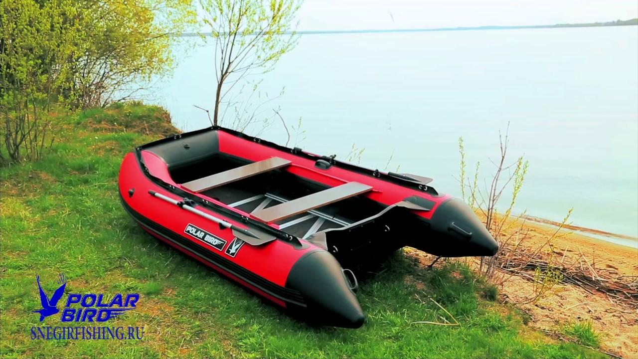 Лодки ПВХ для рыбалки: мой выбор Polar Bird 340M [salapinru]