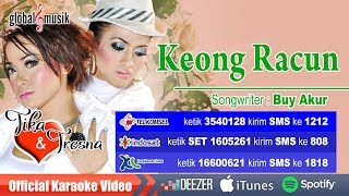 Tika & Tresna - Keong Racun (New Version) (Official Karaoke Video)