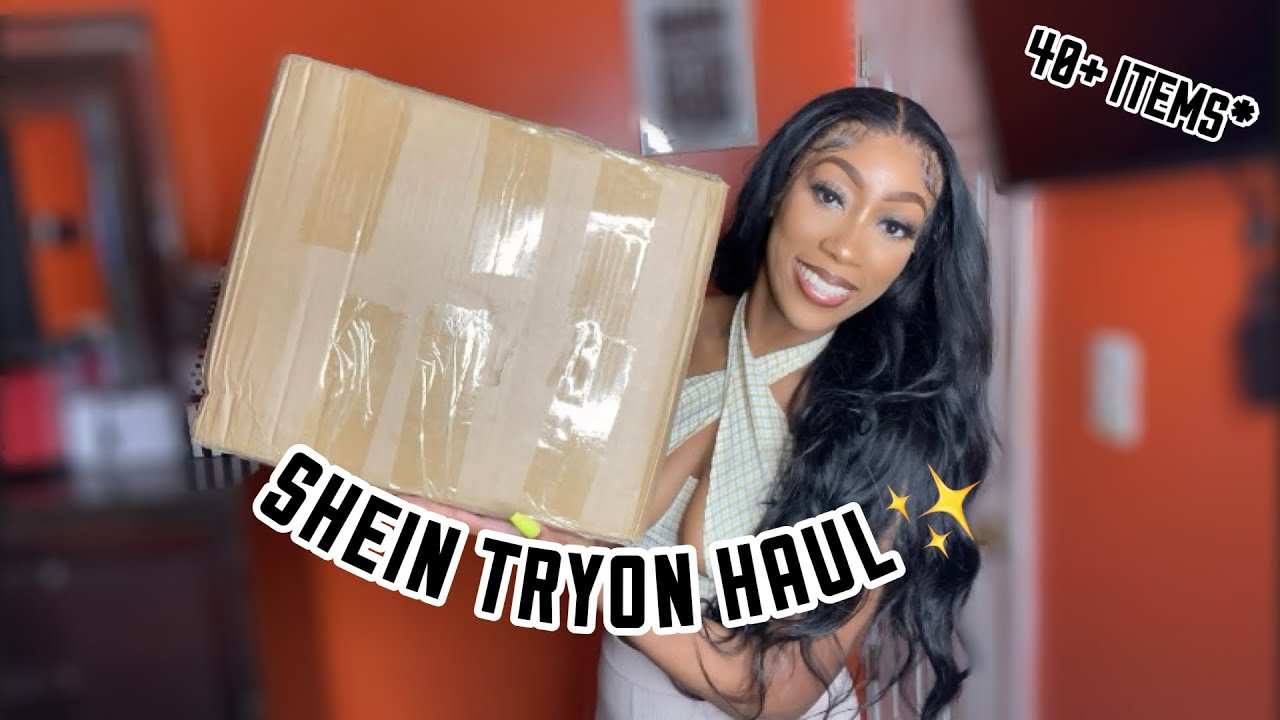 HUGE SHEIN TRY ON HAUL SUMMER 2021 | 40+ ITEMS!!
