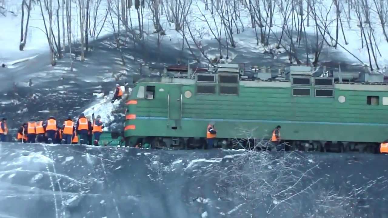 Аварии на железнодорожном транспорте видео фото 492-684