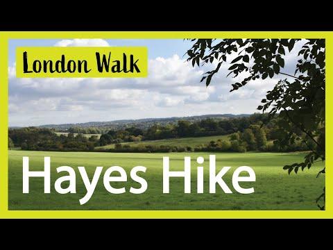 Hayes Circular walk