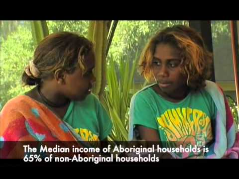 Poverty in the Aboriginal Community