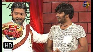 Sudigaali Sudheer Performance | Extra Jabardasth|  3rd November 2017 | ETV  Telugu