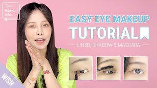 How to Wing Your Eyeliner? All About Eye Makeup from Liner, Shadow to Mascara | Teen Beauty Bible
