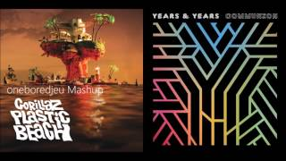 King of Melancholy Hill - Gorillaz vs. Years & Years (Mashup)