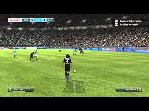 Let's Play FIFA 13 Ultimate Team together ABO ZOCK SPECIAL # 1 - Wir gegen Lindros88 und Kretsche!