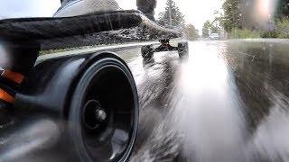 100% Waterproof Electric Skateboard - Exway X1 Pro