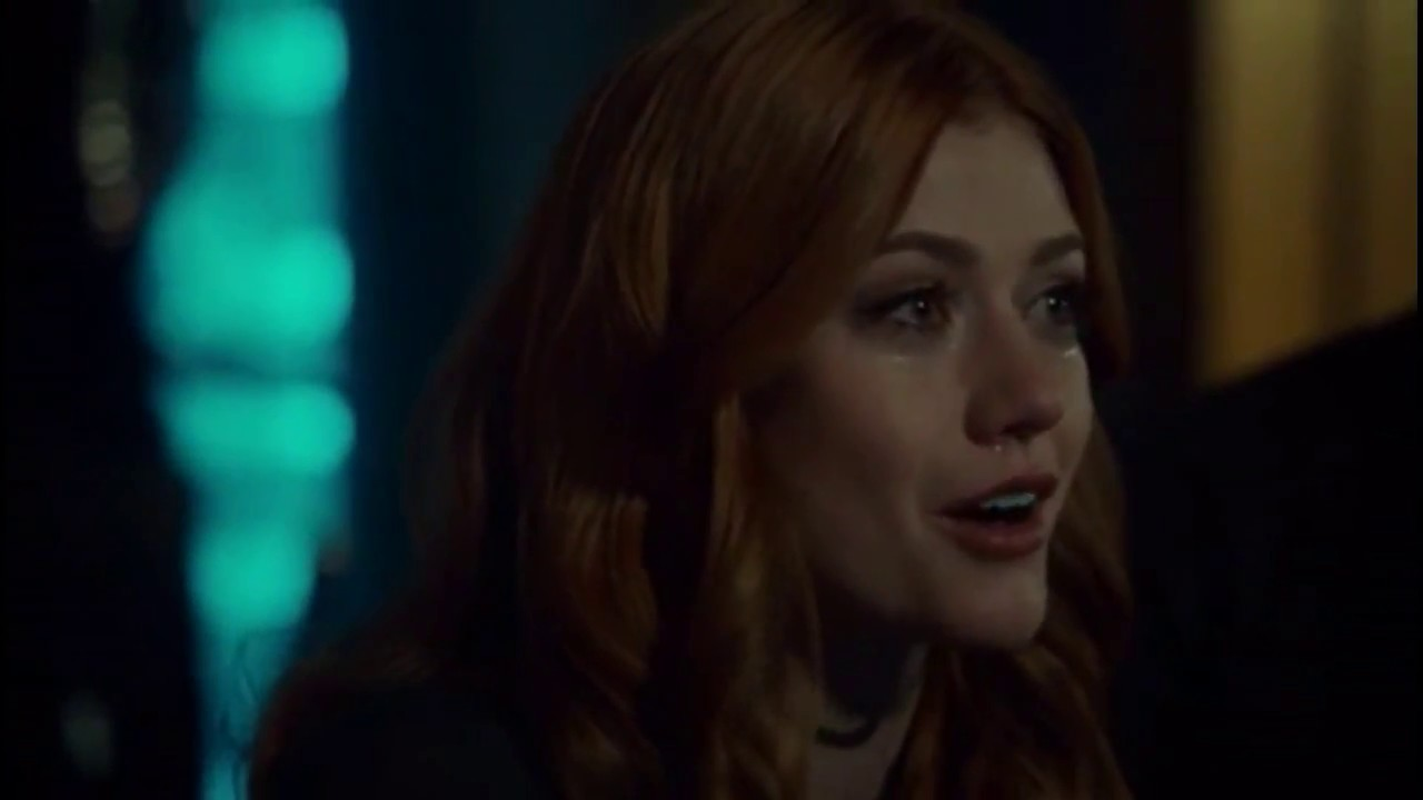 Download Alec Hugs Clary After She Tells Him About The Wish! - Shadowhunters 3x07 'I Would've Done The Same!