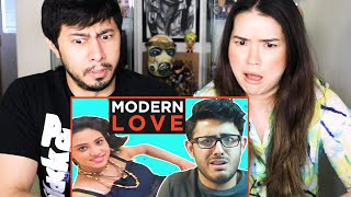 CARRYMINATI   How To Get Modern Love   Reaction   Jaby Koay